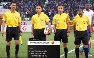 Bóng đá Việt Nam - VFF đâu thể biết trọng tài mình thuê có nhúng chàm hay không