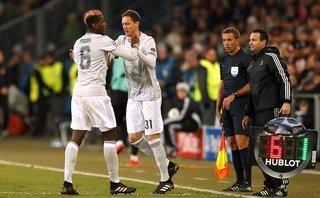 Mourinho lý giải quyết định thay người khó hiểu ở trận thua Basel