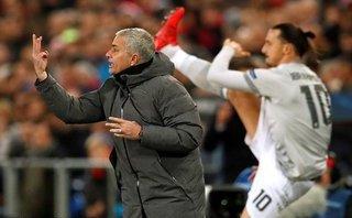 Mourinho: Không ghi 5 bàn trong hiệp một nên... thua