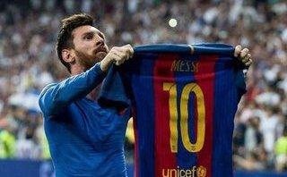 Messi: Chỉ có 4 CLB xứng tầm với Barca mùa giải này