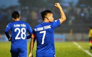 Bóng đá Việt Nam - Clip: Chiến thắng đưa Quảng Nam FC lên ngôi vô địch
