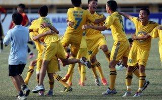 Bóng đá Việt Nam - Trực tiếp VCK U21 Quốc gia: An Giang - SLNA (15h45-28/11)