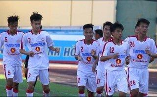 Bóng đá Việt Nam - Trực tiếp VCK U21 Quốc gia: U21 Viettel - U21 Huế (18h30-29/11)