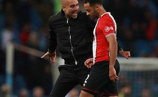 Bóng đá Quốc tế - Sự thật việc Pep Guardiola nổi điên, quát vào mặt cầu thủ Southampton