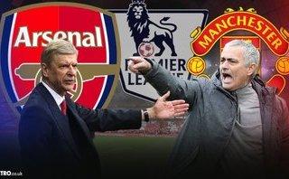 Bóng đá Quốc tế - Arsenal - Man Utd: 'Trận đấu bạc tỷ' đầu tiên của giải Ngoại hạng Anh