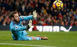 Bóng đá Quốc tế - Clip: Màn trình diễn thiên tài đưa De Gea đi vào lịch sử Premier League