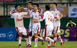 Bóng đá Việt Nam - Trực tiếp Bán kết U21 Quốc gia: B.Bình Dương - HAGL (18h30-5/12)