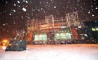 Derby Manchester có thể bị tạm hoãn