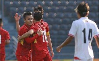 Clip: Đối thủ quá yếu, U23 Việt Nam nhẹ nhàng thắng đậm