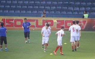 Trực tiếp M-150 Cup: U23 Việt Nam - U23 Myanmar (16h-9/12)