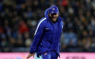 Bóng đá Quốc tế - Conte văng tục khi được hỏi về cơ hội vô địch