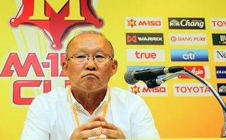 Bóng đá Việt Nam - U23 Việt Nam thua trận, HLV Park Hang-seo chê các cầu thủ trong buổi họp báo