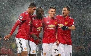 Bóng đá Quốc tế - Man Utd tìm lại niềm vui, Man City làm nên lịch sử