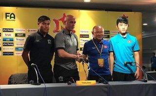 Bóng đá Việt Nam - HLV Park Hang-seo quyết đánh bại U23 Thái Lan