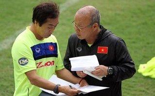 Bóng đá Việt Nam - HLV Park Hang-seo triệu tập bổ sung cầu thủ cho U23 Việt Nam