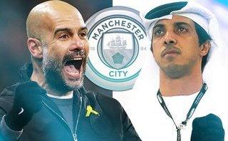 Bóng đá Quốc tế - Ông chủ Man City lên kế hoạch biến Pep Guardiola thành Sir Alex