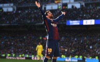 Bóng đá Quốc tế - Barca đại thắng, Messi vượt mặt huyền thoại Gerd Mueller