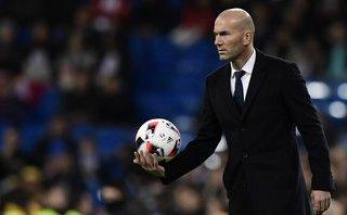 Bóng đá Quốc tế - Thua thảm trước Barca, Zidane vẫn rất kiên cường