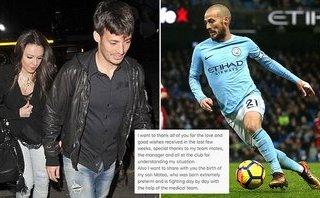 Bóng đá Quốc tế - Nguyên nhân khiến David Silva vắng mặt bất thường ở Man City