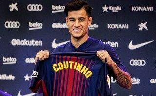Bóng đá Quốc tế - Tin chuyển nhượng 9/1: Số áo đẹp của Coutinho, Arsenal nhắm 'sát thủ' Nam Mỹ