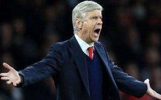 Bóng đá Quốc tế - Wenger một mực không chịu rời Arsenal