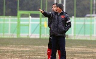 Công Phượng, HLV Park Hang-seo muốn làm điều đặc biệt trước U23 Australia