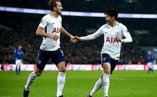Lập cú đúp, Harry Kane vĩ đại nhất Tottenham ở tuổi 24