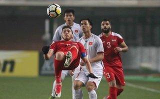 Bóng đá Việt Nam - Qua vòng bảng, U23 Việt Nam đối mặt với nỗi lo hàng thủ