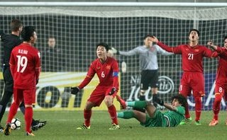 U23 Việt Nam vượt qua U23 Iraq: Nối dài câu chuyện cổ tích