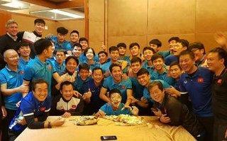 Sau chiến tích, U23 Việt Nam ngủ sớm để chuẩn bị cho trận tiếp theo