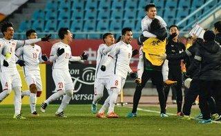 Bóng đá Việt Nam - AFC: Việt Nam vào chung kết sau khi diễn một bộ phim kinh dị