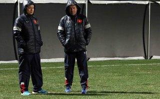 Bóng đá Việt Nam - GĐKT Jurgen Gede nói về U23 Uzbekistan