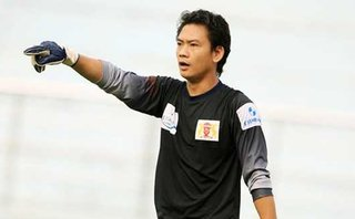 Bóng đá Việt Nam - Cựu thủ môn ĐTQG Quang Huy: Thủ môn là chỗ dựa tinh thần cho đồng đội
