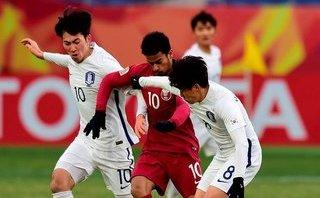 Bóng đá Việt Nam - Clip: Hạ gục U23 Hàn Quốc, U23 Qatar giành HCĐ VCK U23 châu Á