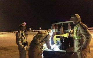An ninh - Hình sự - CSGT tỉnh Bắc Giang phủ nhận đánh lái xe như lời tố cáo