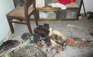 An ninh - Hình sự - Khởi tố, bắt giam con rể phóng hoả đốt nhà vợ làm 3 người bị bỏng