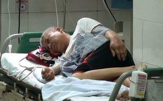 Mới- nóng - Clip: Thông tin mới về sức khỏe cụ ông nghi xuất huyết vì uống an cung ngưu hoàng