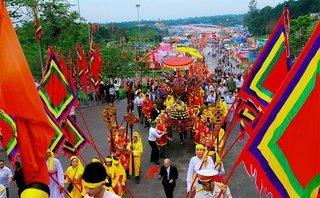 Phú Thọ: Sẵn sàng cho Giỗ  Tổ Hùng Vương - Lễ hội Đền Hùng 2018
