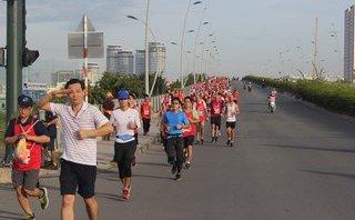 Tin nhanh - Hơn 5.000 VĐV tham gia chạy marathon ở TP.HCM