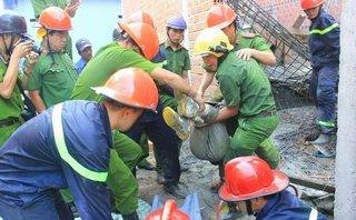 Tin nhanh - Sập trần bê tông làm hai người chết và nhiều người bị thương