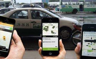 Tiêu dùng & Dư luận - Kiến nghị dừng khẩn cấp thí điểm Uber, Grab: Bộ Giao thông Vận tải nói gì?