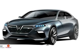 Tiêu dùng & Dư luận - Lộ diện 20 thiết kế xe thương hiệu Việt của Vinfast
