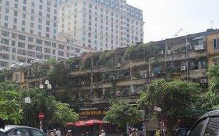 Bất động sản - Cải tạo chung cư xuống cấp: Nhiều năm vẫn giậm chân tại chỗ