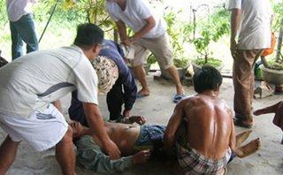 Pháp luật - Hà Nội: Sang nhà hàng xóm tìm gà, bị điện giật chết tại chỗ