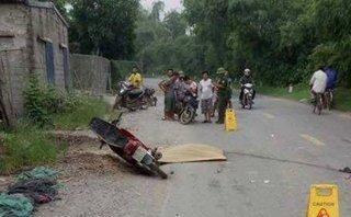Pháp luật - Hà Nội: Điều tra vụ người đàn ông tử vong bên cạnh xe máy