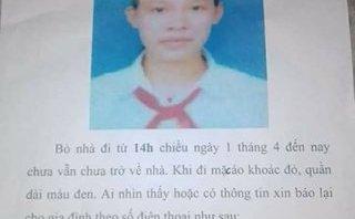 An ninh - Hình sự - Nam Định: Đã tìm thấy nữ sinh lớp 9 đi cùng người đàn ông lạ mặt