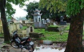 An ninh - Hình sự - Hà Nam: Điều tra nguyên nhân người đàn ông tử vong ở nghĩa trang