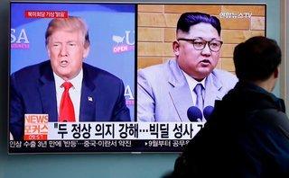 Tiêu điểm - Tổng thống Trump không áp dụng 'mô hình Lybia' với Triều Tiên