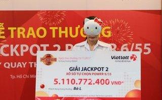 Tiêu dùng & Dư luận - Quay số sau 5 ngày, khách hàng bất ngờ biết trúng Jackpot hơn 5 tỷ