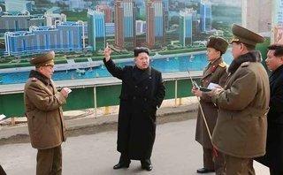Tài chính - Ngân hàng - Giật mình thu nhập bình quân đầu người của Triều Tiên